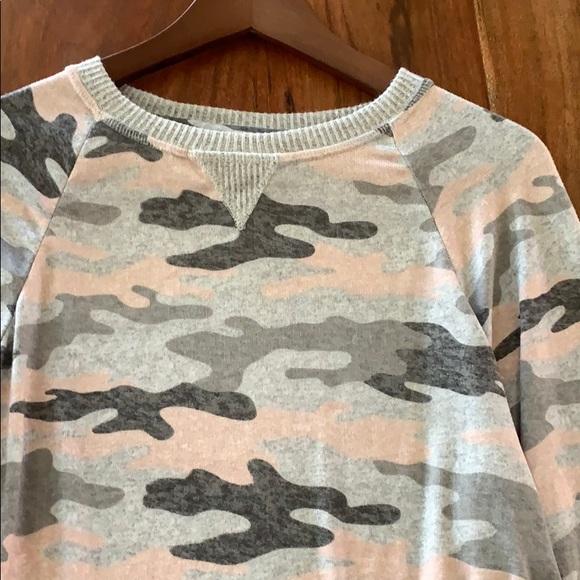 New Absolute Softest Camo Shirt - M